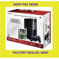 China PlayStation 3 160GB Uncharted Bundle Console System NEW on sale