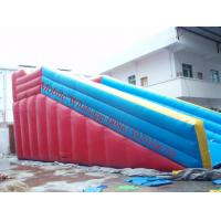 inflatable zorb ball track inflatable zorb ball ramp for sale Manufactures