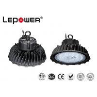 High Power Industrial UFO High Bay Light Efficiency 160lm/w 120° Alloy Aluminium Housing Manufactures