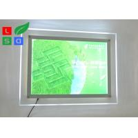 Environmental Protection LED Light Box Sign , Single Side 2835 SMD Ultra Thin Light Box Manufactures