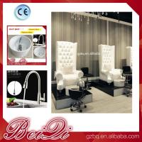 Wholesales Salon Furniture Sets New Style Luxury Pedicure Chair Massage Chair in Dubai Manufactures