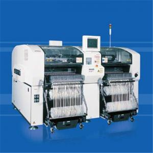 SMT Durable samsung CP40 SMT pick and place machine full automatic chip mounter for PCB Board Assembly Manufactures