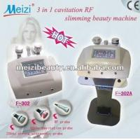 China Latest Portable cavitation rf machine for home use on sale
