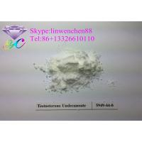 Stock in CA USA Testosterone Undecanoate / injectble body building Steroids / Andriol Oral CAS 5949-44-0 Manufactures