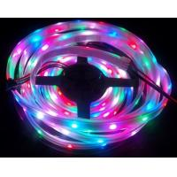 Flexible WS2811 5V Digital led strip RGB Full color Manufactures