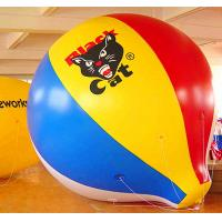 Commercial Inflatable Advertising Balloons With Led / Colorful Inflatable Backpack Ball Manufactures