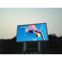 P10 Video Outdoor Smd LED Display Full Color Screens CE ROHS Certification Manufactures
