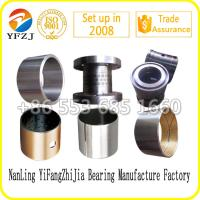 factory direct sales sliding bearing/ composite bushing/ plain bearing Manufactures