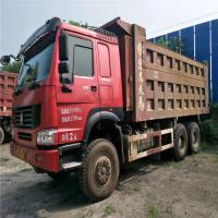 Original condiiton/ howo dump truck Used Condition and null Drive Wheel Dump truck Manufactures