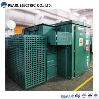 Padmounted transformer for Photovoltaic power generation, 2200 kva Manufactures