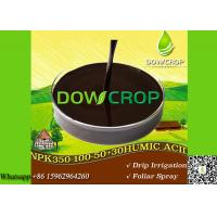WATER SOLUBLE 350-100-50 + 30 HUMIC ACID LIQUID Manufactures