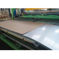 Hot Rolled 201 316L 430 304 Stainless Steel Plate 30mm - 1500mm Width Manufactures