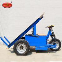 Transportation Equipment 850w 600kg Electric Tricycle /Electric Dumper Three Wheel Manufactures