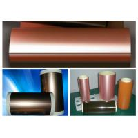 Adhesiveless Copper Clad Circuit Board , SLP Flexible Copper Clad Sheet For PCB Manufactures