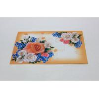 Quality Perfect Binding A6 Pop-up Postcard Printing Services , Full Color Offset Printing for sale