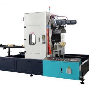China Planetary Plastic Pipe Threading Machine , Automatic Pipe Threading Machine on sale