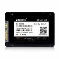 Buy cheap 512gb SSD S3 2.5 Inch SATA SSD 3D Nand Internal Solid State Drive 3 Years from wholesalers