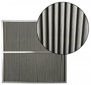 Centrifugal Compressors Panel Filter Of Samsung Element Inlet Filter 1ST Manufactures