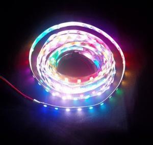 Waterproof 5M White SMD3528 Digital LED Strip Light 144LEDs/M Manufactures
