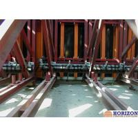 Buy cheap Heavy Duty One Sided Concrete Wall FormingPowder Coating Furface Crane Lift Shifting from wholesalers