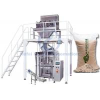 """Magnesite Calclum Sand Granular Filling Machine 10.1"""" Touch Screen With Multiple Languages Manufactures"""