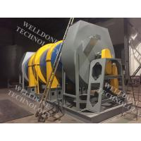 Leaves Rotary Kiln Dryer 120 - 500℃ Drying Temperature Explosion Resistance Manufactures