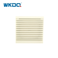 3321-300 16W Electrical Cabinet Air Filter Unidirectional Unimpeded Large Air Flow Manufactures