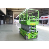 MEWP powered access equipment 100% electric scissor lift for sale Manufactures