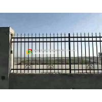 Triangle Bending Welded Wire Fence Panels , Public Garden Mesh Fencing Manufactures