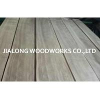 American Walnut Quartr Cut Wood Veneer Sheet AAA Grade For Bureau Manufactures