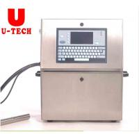 Industrial continuous printer online ink-jet coding wood printing machine Manufactures