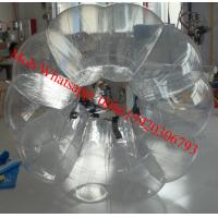 Quality body zorb body bumper ball  inflatable body bumper ball for adults for sale