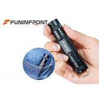 250LMs 3 Light Gears Led Flashlight with Pocket Clip, CREE R3 Led Tactical Torch Manufactures