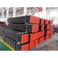 Geological Exploring Steel Drill Rod , Hardened Steel Rod  BQ NQ HQ PQ Size Manufactures