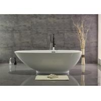 1900mm Freestanding Pedestal Tub , American Standard Freestanding Tub With Faucet Manufactures