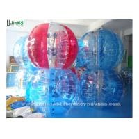 China Human Inflatable Bumper Ball on sale