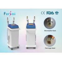 Automatically needle delivering tech micro needle machine fractional rf with very good effect Manufactures