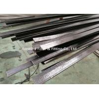 China Iron/aluminum/ stainless steel  U-channel protection for perforated & expanded metal on sale