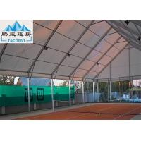 10x60m Outside Sporting Event Tents Heat Resistant With Glass Or PVC Door Manufactures