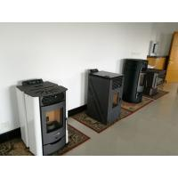 Environmental Indoor Automatic Pellet Stove No Electricity For Home Decoration Manufactures