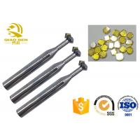 Burr Milling Monocrystal Diamond Cutting Tools Single Crystal Diamond Chamfering Cutter Manufactures