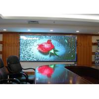 OEM Indoor Full Color LED Display Panel Advertising HD P3 LED Video Wall Front Service Customized Size Fixed Manufactures