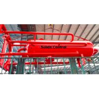 Efficient oilfield solids control poor boy degasser at Aipu solids control Manufactures