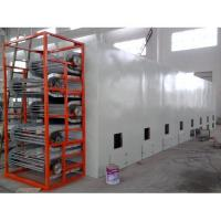 Automatic Industrial Drying Machine With 1.2 m Width Belt , Belt Drying Machine Manufactures