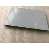 Waterproof Aluminium Honeycomb Sandwich Panel / Lightweight Honeycomb Panels  Manufactures