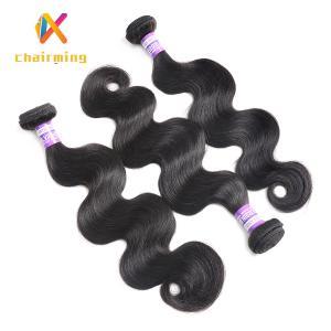 Hair extension type  Deep wave human hair bundles