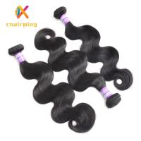 Quality Hair extension type  Deep wave human hair bundles for sale