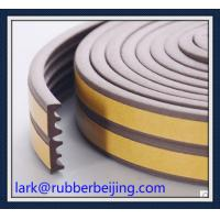 China Self-adhesive  hot EPDM Rubber Car door and window Seal gasket on sale