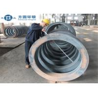 EN10222 P305GH Carbon Steel Forged Stainless Steel Disc Proof Machined Boiler Forgings Manufactures