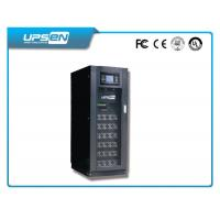 50KVA / 100KVA IGBT LCD Online High Frequency UPS With Modular Design and DSP Tech Manufactures
